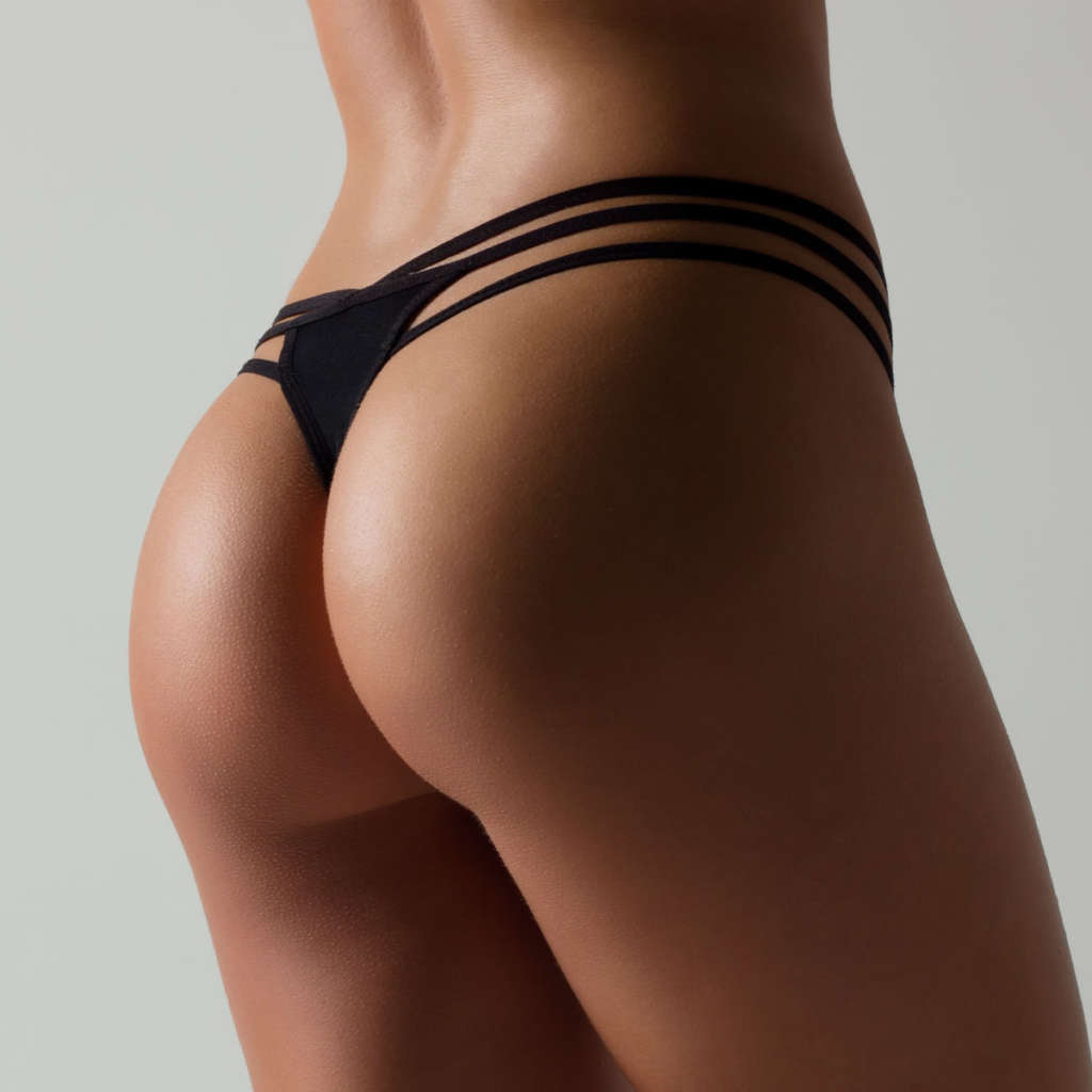 8 Gluteal Implants